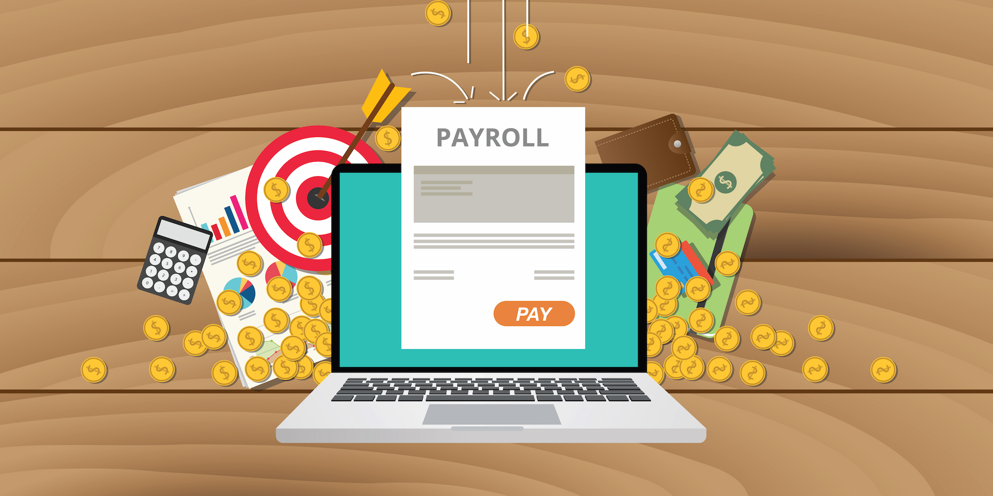 Online Payroll Services For Small Business >> 5 Qualities of a Top-Notch Online Payroll Management Consultancy - MME Payroll India